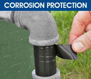 Cinta de Protección Anticorrosión