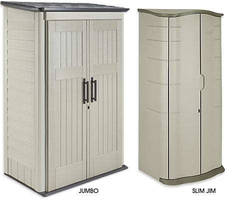 Rubbermaid armario para exteriores en existencia uline - Armarios para exteriores ...