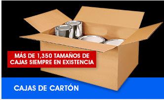 Uline - CAJAS DE CARTÓN - MÁS DE 1,350 TAMAÑOS DE CAJAS SIEMPRE EN EXISTENCIA
