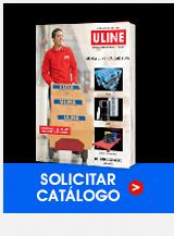 Uline - Solicitar Catálogo