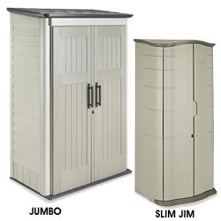 Casas cocinas mueble armario exteriores - Armario pvc exterior ...